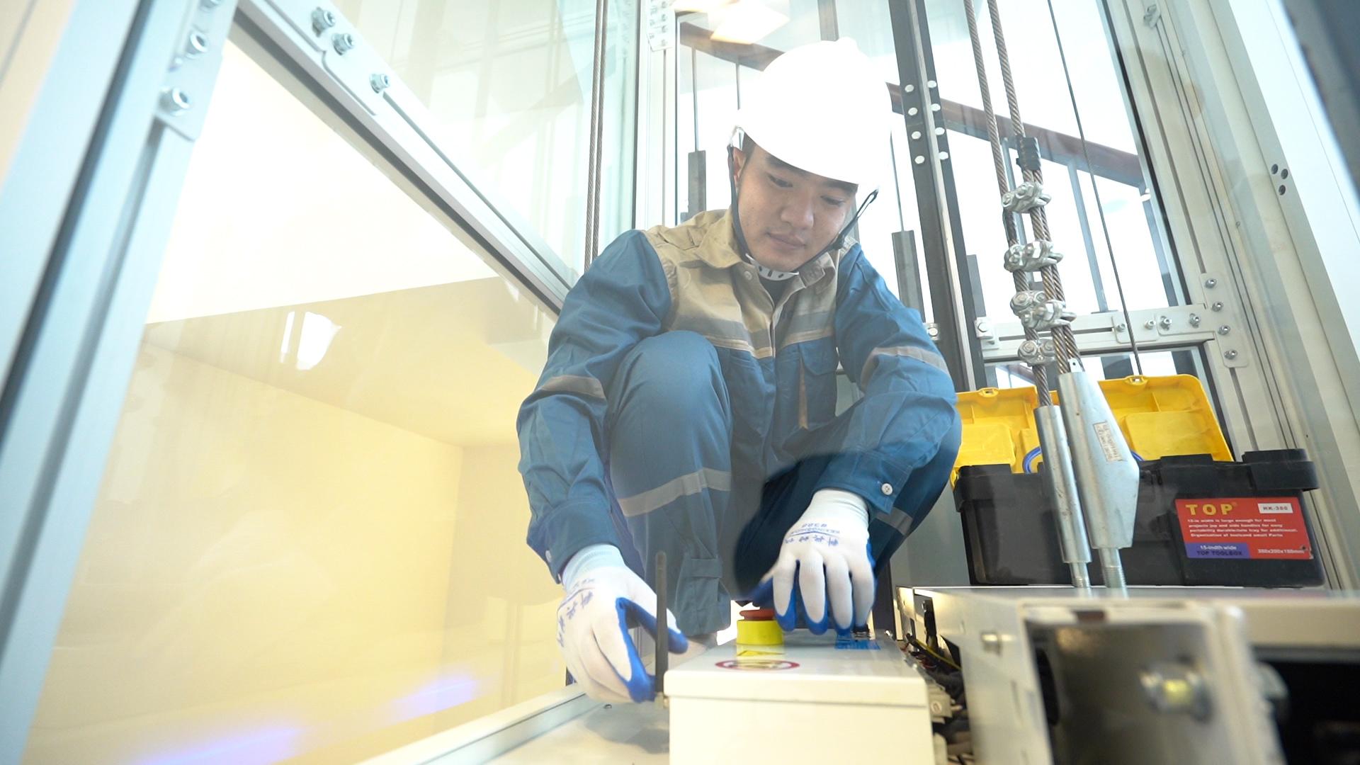 Quy trình sửa chữa thang máy chuyên nghiệp của Piconorm