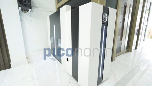 Tủ điện thiết kế nhỏ gọn, có tính thẩm mỹ cao